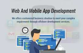 Web & Mobile App Development Services