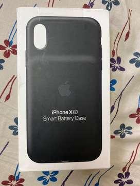 Iphone xr original apple battery case