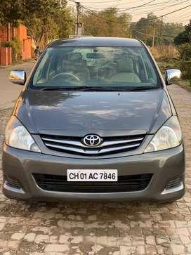 Toyota Innova 2.0 G4, 2010, Diesel