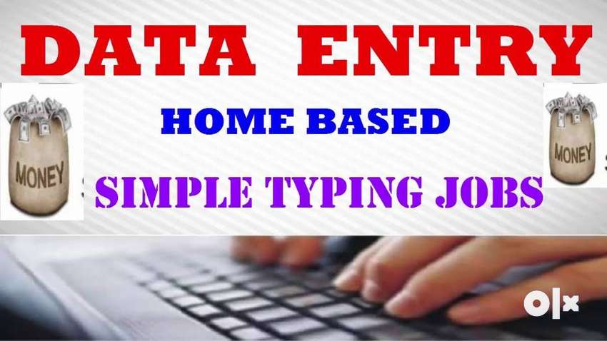Simple Data Entry/ Online work from home /Typing Job / Part Time jobs 0