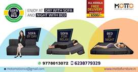 Sofa cum bed ( cash on delivery )