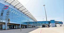Vacancy for ground staff in Kannur International Airport