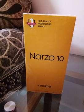 Realme NARZO 10 4+128gb