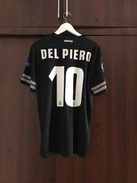Jersey Juventus Away 2012 Del Piero