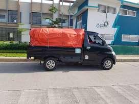 Jasa angkutan barang sewa mobil pick up + supir dalam dan luar kota