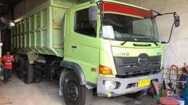 Hino ranger dump FM 260 JD thn 2015 kualitas no 1 bisa Isuzu, giga
