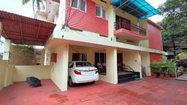 Muttada 2BHK 1st floor house for rent, only 13000
