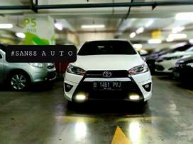 TOYOTA YARIS S TRD AT 2016 Km 39rb Record