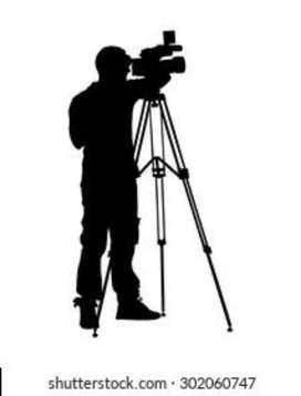 Camera man comes video editor