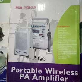 Portable Meeting Wireless