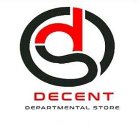 Female staff required in a departmental store