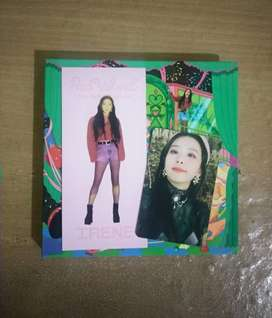 Album Red Velvet The Reve Festival Finale Scrapbook Ver (Unsealed)