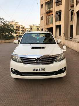 Dealers excuse ,Toyota Fortuner 4wd 2013 Diesel Well Maintained