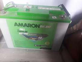 Amaron battery+invector one and houf year back I am buy this invector