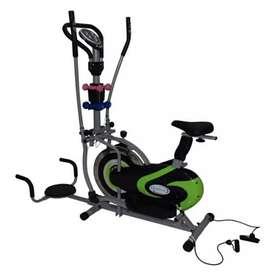 jual sepeda statis orbitrek 5 fungsi EX-402 alat fitnes murah