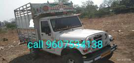 For sale mahindra max pick van