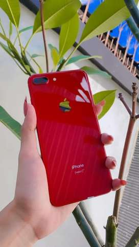 Iphone 8plus 256gb red