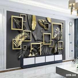 Wallpaper Dinding 3D Custom Desain.16983h3u44b