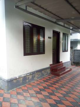 2 bhk house for rent near infosys and technopark