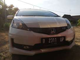 Honda jazz rs at 2013