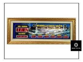 Jual Jam Digital Masjid Kutai Timur Kab.