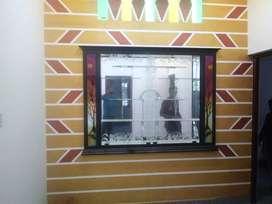 thrissur nadathara kozhukully new stylish villa