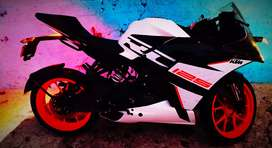 Its ktm rc...and urgently need money