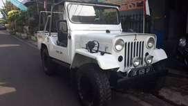 Monggo yang Lagi cari mobil jeep clasik