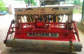 Rattan rotaviter with machine full ok condition