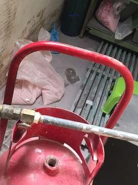 Isi ulang apar tabung pemadam api area jogja sleman bantul wates