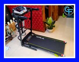 Treadmill listrik total bisa kredit