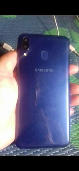 Exchange only Samsung M20 in mint condition