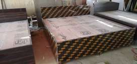 New king size doubel bed