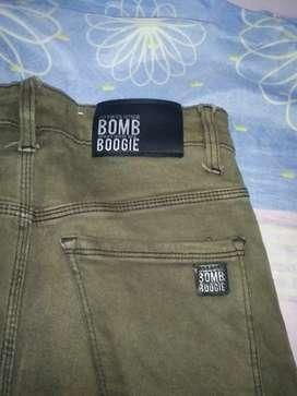 Celana Jeans Pria BombBoogie