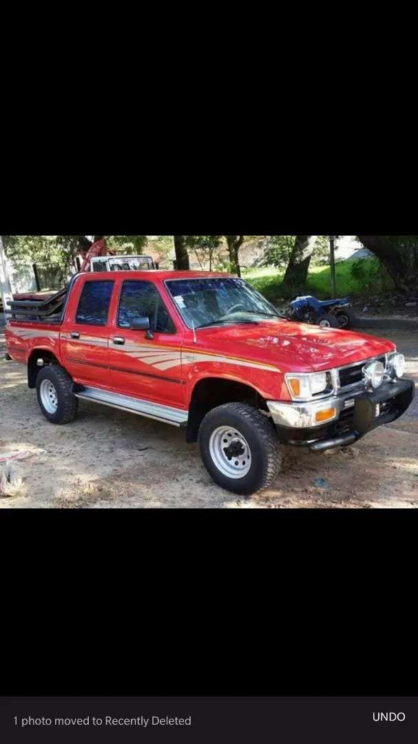 Toyota hilux Available for tourists and companies 0