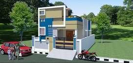 1BHK Independent villas in Padappai