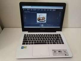 Laptop ASUS A455L i3 gen4 Nvidia 930m 2gb