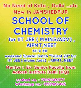 School of chemistry for IIT JEE, AIPMT,NEET ,XI,&XII