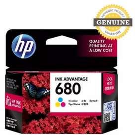 Di beli tinta cartridge hp 680 original