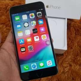 Iphone 6 Plus 128Gb. LIKE NEW FULLSET ORI.