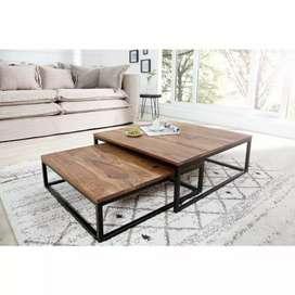 Pengisian furniture rumah/Meja tamu meja lesehan meja teras meja baca