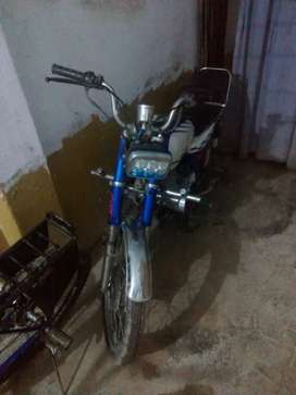 Zxmco 125 urgent sell