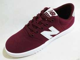 Sepatu New Balance LifeStyle Comfort Insert CT10 Canvas WCT10LP Red