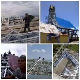 Baja ringan [SNI] » Jasa bongkar pasang atap » Renovasi bangunan