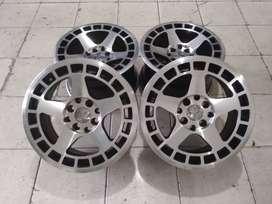Velg Mobil Racing Fifteen R15x7/8 Pcd 4x100-4x114,3