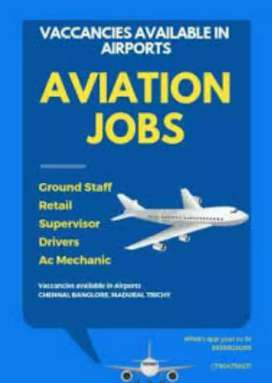 Urgent reqeirment for airport job