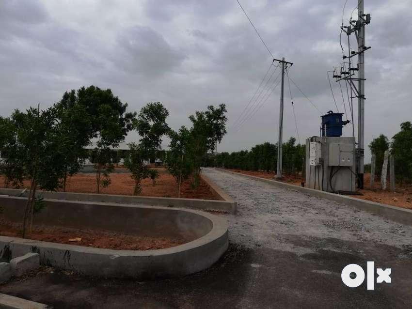 best investment highway facing hmda plots at bhonagir 0