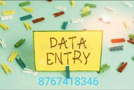 Best offer for everyone home based online data entry work