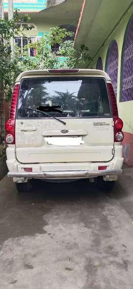 Mahindra scorpio Top model 2010