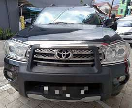 FORTUNER G LUX MATIC BENSIN 4X2 2009